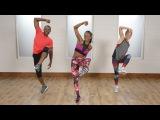 Dance Cardio Boot Camp From Jenna Dewan Tatum's Trainer