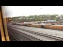 MBTA 508 ride from Worcester to Boston South Station FULL