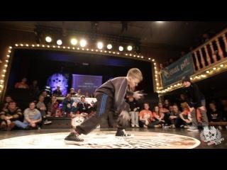 Breaking Kids 1vs1 Final 1st place Nixterwin vs Danik Lauskis @Vilnius Street Battle 2016