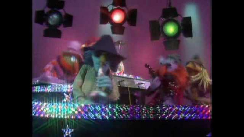 The Muppet Show Dr Teeth The Electric Mayhem - Chopins Polonaise In A Flat