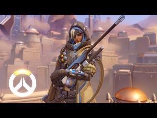 [NEW HERO - COMING SOON] Introducing Ana | Overwatch