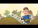 Котяткины мультфильмы -  Стучит бренчит по улице  (мультики для самых маленьких)