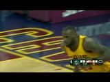 LeBron James Epic Slam | VK.COM/VINETORT