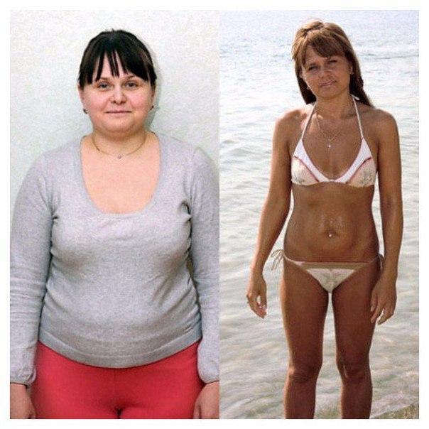 Похудеть за два месяца на 20кг