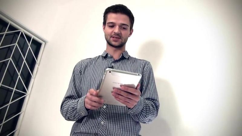 Видео обзор  Supra M845G - небольшой планшет по интересной цене