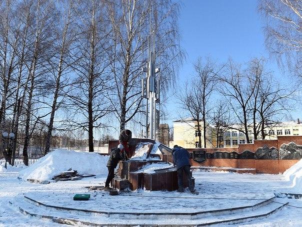 В Нижнекамске 13 февраля откроют новый памятник