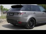 Range Rover Sport - полная оклейка кузова