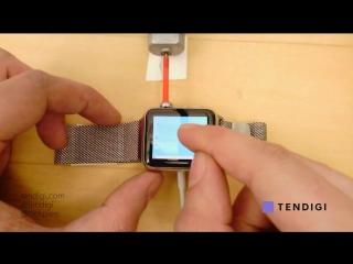Энтузиаст взломал apple watch и установил на них windows 95.