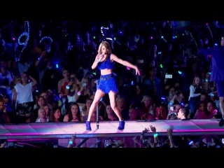 Taylor Swift – Shake it off(The 1989 World Tour)