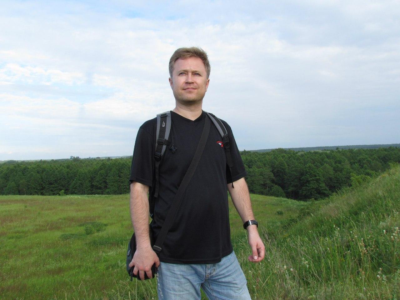 Andrey Harkovskiy, Raduzhnyy - photo №1