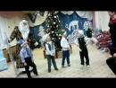 Антошка танцует танец медведя