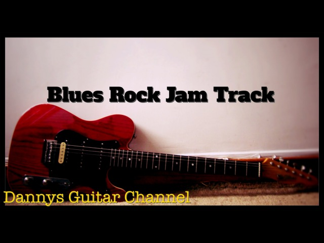 G Blues Rolling Stones style Jam Track