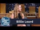 Billie Lourd Felt Awkward Being Princess Leia's Daughter