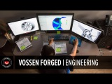 Vossen Forged Wheels | How It's Made Part 3 of 5 | Engineering