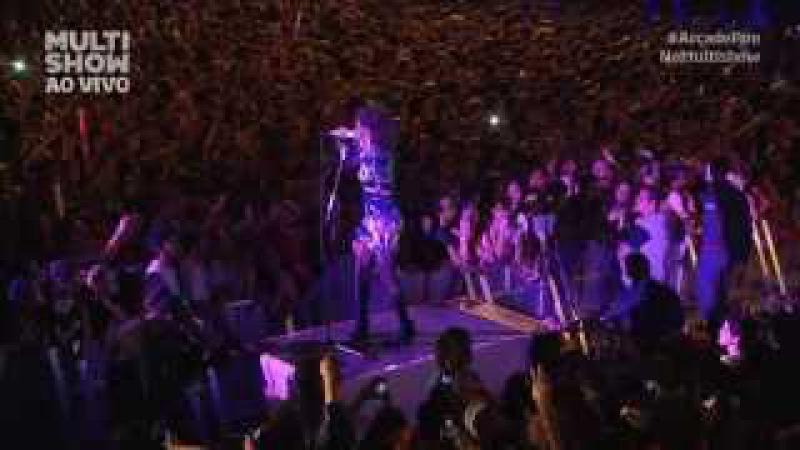 O Morro Não Tem Vez/It's Never Over - Arcade Fire @ Lollapalooza Brasil 2014