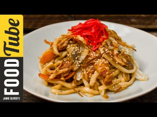 Yaki Udon Noodle Stir Fry | Tim Anderson