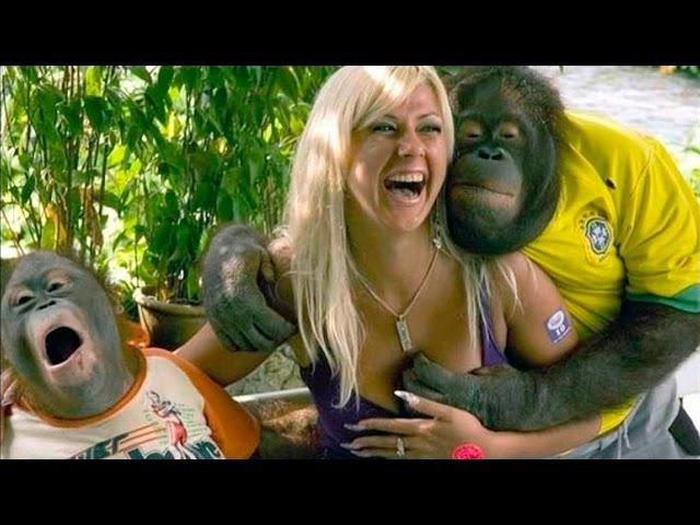 Приколы с обезьянами: Ржачные обезьяны, Смотреть приколы про обезьян!
