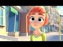 CGI Animated Short Film HD Jinxy Jenkins Lucky Lou by Mike Bidinger Michelle Kwon   CGMeetup