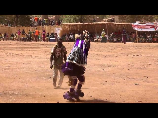 Dance god zaouli