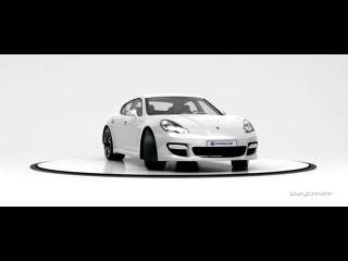 LR Porsche Panamera Turbo S