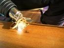 Обработка 2-х мм кромки пвх своими руками