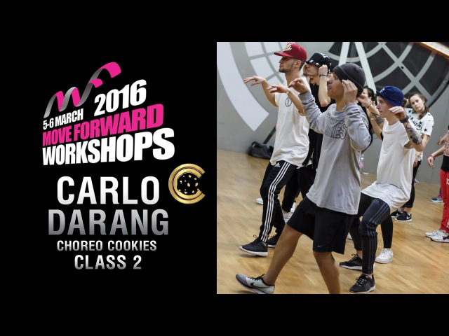 CARLO DARANG | WORKSHOP_2 | MFDC 2016 [Official HD]