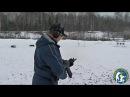 Вепрь-12 ВПО-205-03, стрельба без упора. Vepr-12 VPO-205-03 shooting without support