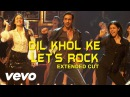 We Are Family - Dil Khol Ke Lets Rock Video Kareena, Kajol