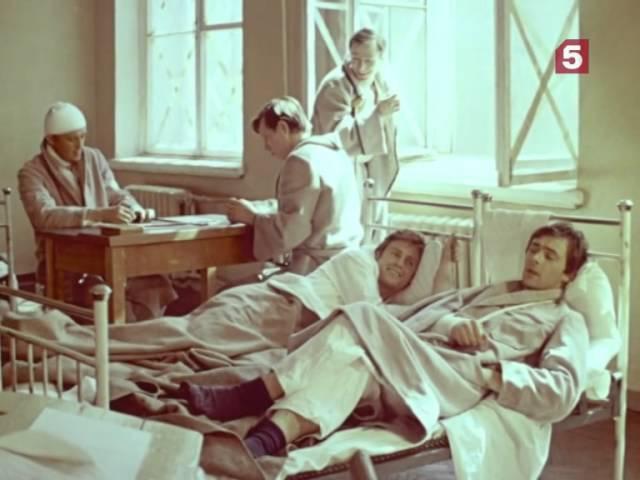 Старые друзья 1 серия ЛенТВ 1977 г