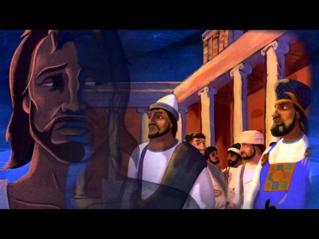 Искушение Иисуса в пустыне (евг. Мф. 4:1-11)