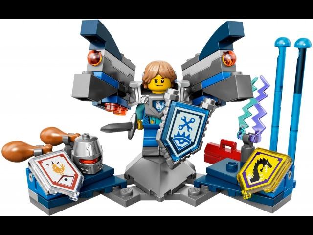 LEGO Nexo Knights. Обзор.Лего Нексо Найтс Солдаты.
