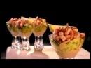 Коктейль из креветок Гордон Рамзи Prawn Cocktail Gordon Ramsay