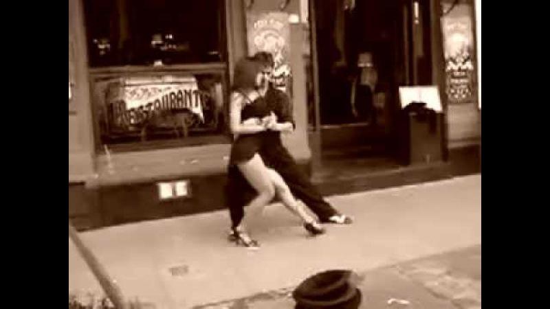 Уличное танго (очень красивое) Loreena McKennitt