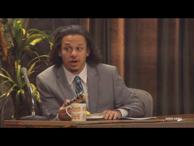 The Eric Andre Show´s Character Breaking Momments