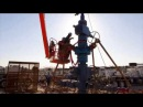 Animation of Hydraulic Fracturing fracking
