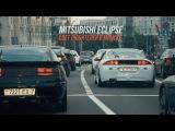 Слет любителей Mitsubishi Eclipse в Минске