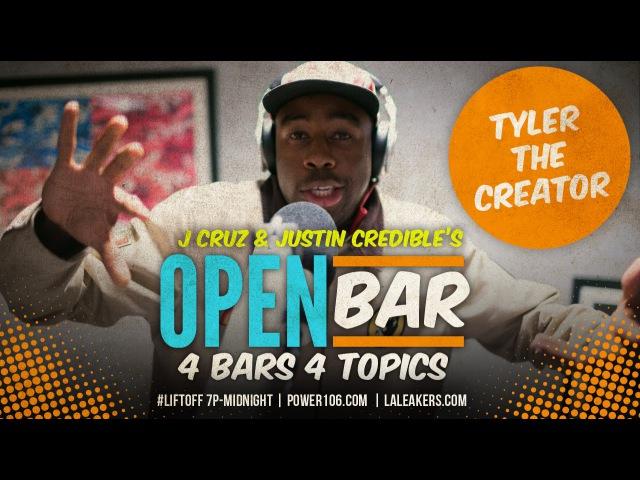 Tyler The Creator - LIFTOFF Open Bar Freestyle