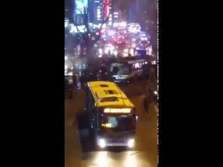 Турция Анкара теракт видео с места взрыва 13.03.2016