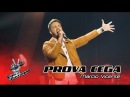 Márcio Vicente Rise Like a Phoenix Provas Cegas The Voice Portugal