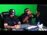 B-Real, KRS-One &amp Bishop Lamont - Freestyle (Dr. Greenthumb Show)