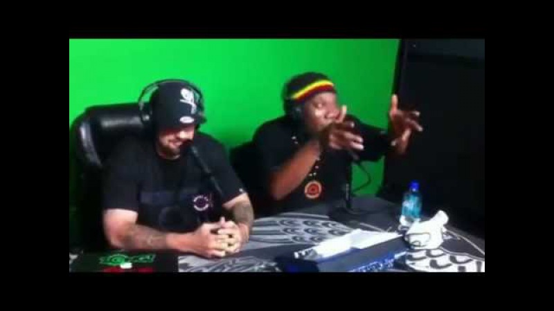 B-Real, KRS-One Bishop Lamont - Freestyle (Dr. Greenthumb Show)