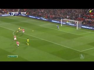 Манчестер Юнайтед 1-2 Норвич Сити 1-2 (19.12.2015)