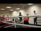 Максим Рулс (Golden Glory) Открытый Ринг по боксу в Олайне (Новички) Соперник из Елгавы