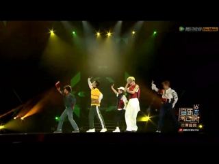 160409 NCT U - The 7th Sense @ Chinese Top Music