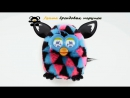 Furby BOOM. Интерактивная игрушка Ферби БУМ на русском