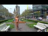 Maria J Nude in Public 3