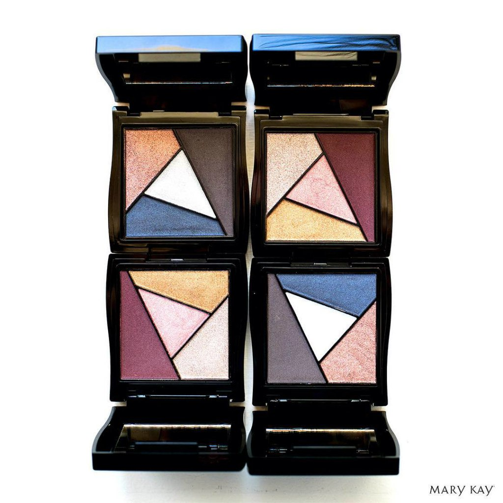 Трехцветные тени мерикей 29 фотография