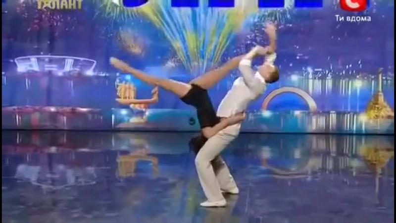 Таланты Украины дуэт DUO FLAME
