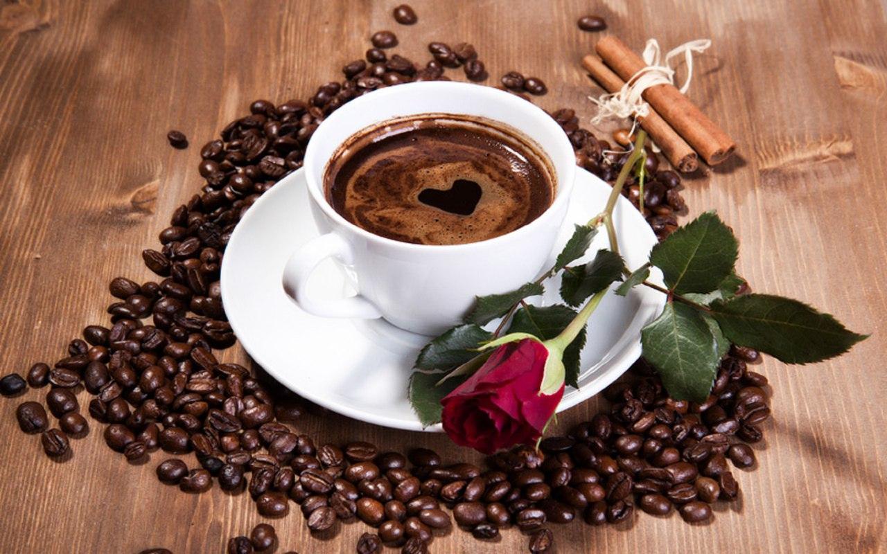 кофе, ароматный кофе, кофейные зерна