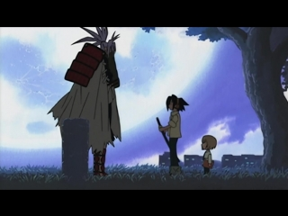 КОРОЛЬ ШАМАНОВ (Shaman King) - 1 Сезон 2 серия